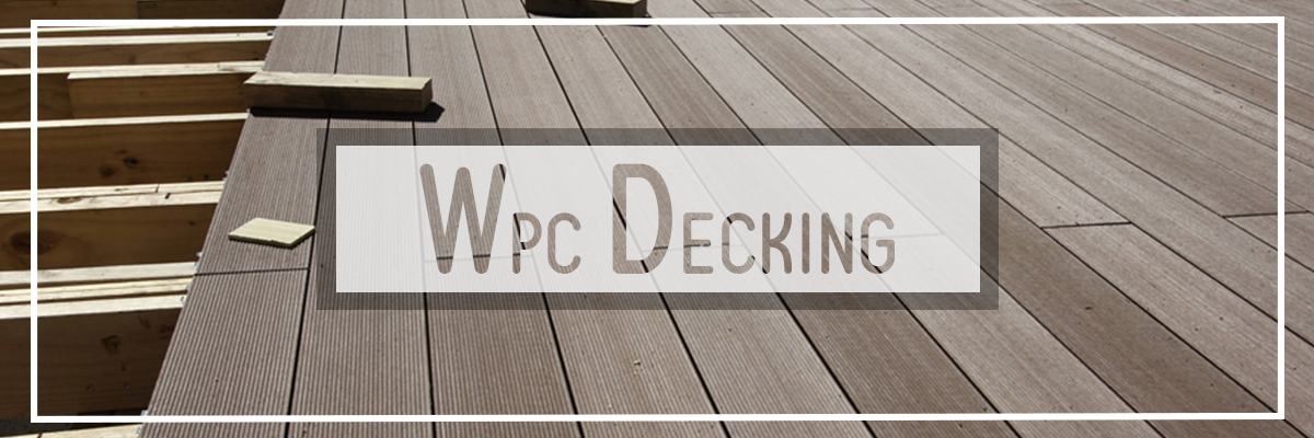 wpc decking India